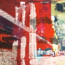 Brooklyn Bridge, rood.